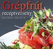 Grépfrút receptverseny október 10-ig! nyitókép